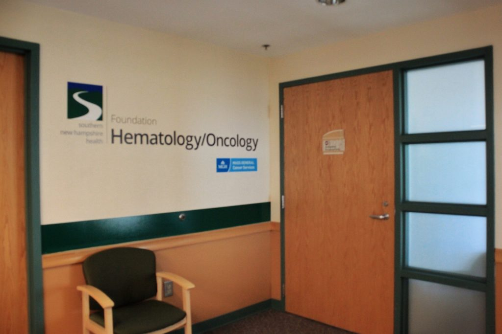 Foundation Hematology Oncology Entrance